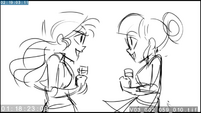 "EG3 animatic - Sunset and Twilight ""it's calling out my name"""