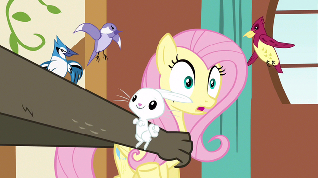 File:Fluttershy being snatched S3E13.png