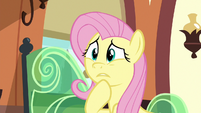 "Fluttershy nervous ""it should?"" S6E18"