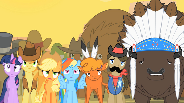 File:The Crowd watching Pinkie Pie's act S1E21.png
