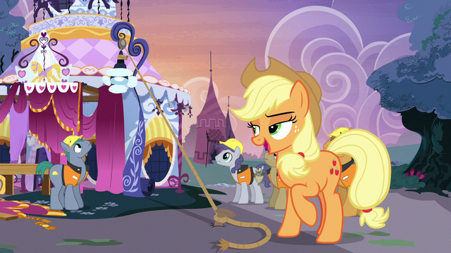 File:Applejack sighing with satisfaction S7E9.png