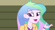 Principal Celestia excited about the musical showcase EG2