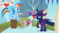 Rainbow Dash & Mare Do Well S2E8