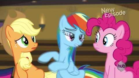 Rainbow Dash - It was 'aight