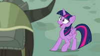 "Twilight ""waiting here for one moment"" S5E11"