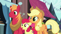 "Apple Bloom ""did you know our mom, too?"" S7E13"