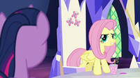 "Fluttershy ""Discord still makes mistakes"" S5E22"