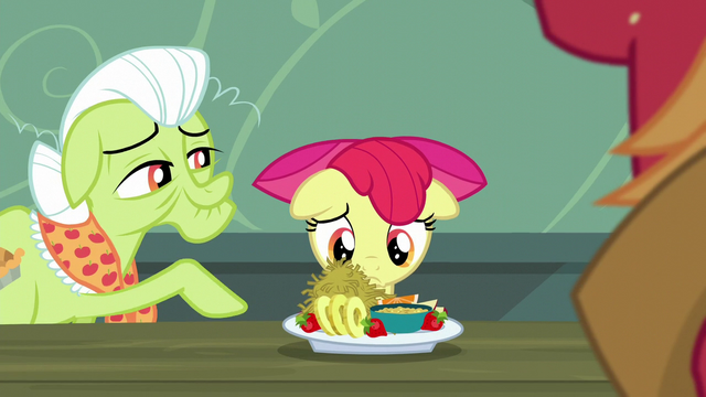 File:Granny Smith giving Apple Bloom breakfast S5E17.png
