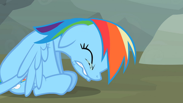 File:Rainbow Dash on the verge of tears S2E07.png