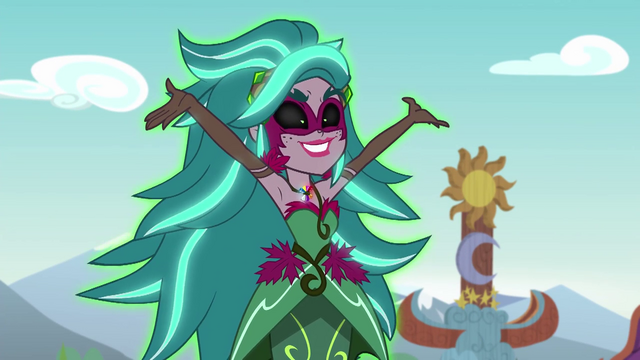 """File:Transformed Gloriosa """"attention, campers!"""" EG4.png"""