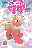 MLPFIM 9 Larry's Comics RE Cover