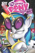 MLPFIM 9 SDCC RE Andy Price Cover
