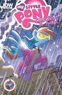 MLPFIM 8 Larry's Comics RE Cover