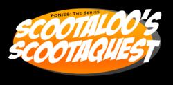 Scootaquestlogomlpccomiclogo