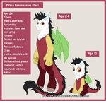 MLP Next Generation Prince Pandemonium by HazuraSinner