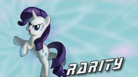 Super Smash Ponies - Rarity