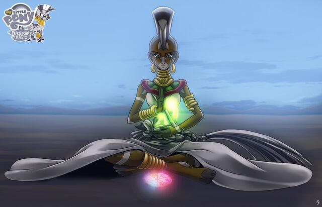 File:Zecora guardian of harmony by mauroz.jpg