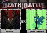 Zoroak vs chrysalis