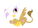 Gilda the griffon by isweetpie-d55lmhq