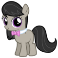 Octavia as a filly MLP FiM by AtomicGreymon.png