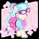 Coco Pommel 50s Pony by PixelKitties