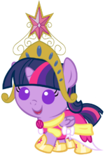 Baby princess twilight