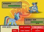 Rainbow vs Pokemon