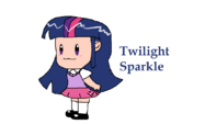 Twilight Sparkle in EarthBound