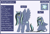 MLP Next Generation Lucky Moonflower by HazuraSinner