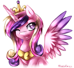 Princess cadence by mixipony-d6244c4