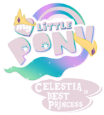 Princess Celestia is best pony by artist-jamescorck