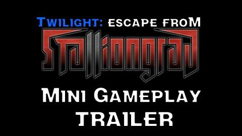 Twilight- Escape from Stalliongrad Mini Gameplay Trailer