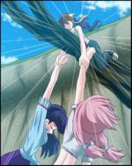 FiM Chapter 6 Rainbow saves Twilight and Fluttershy