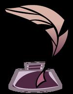 Faust's alicorn's cutie mark by Rildraw