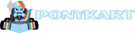 PonyKart Site banner image by Mixermike622