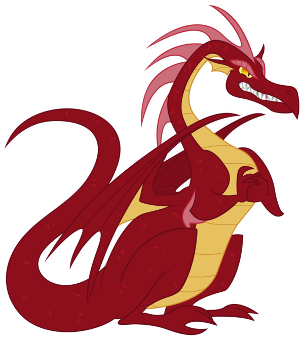 Image mlp dragon by mihaaaa d l my little pony