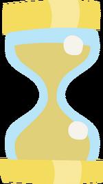 Hourglass cutie mark by rildraw