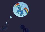 Rainbow Dash's dream