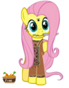 Cult leader Fluttershy