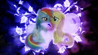 Rainbow Dash and Fluttershy shipping wallpaper