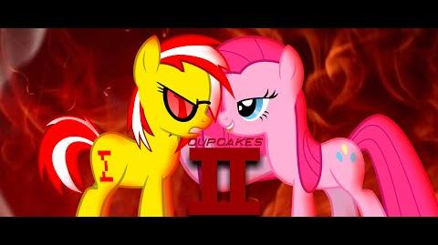 MLP Cupcakes Life Of Death Fan Film Trailer