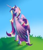 98953 - Alicorn artist rarewhitewolf artist wolfeh Cadence princess princess cadence