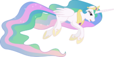Princess Celestia tired by artist-90sigma