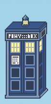 Doctor Whooves' TARDIS sprite