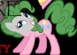 Pinkie pie as the joker