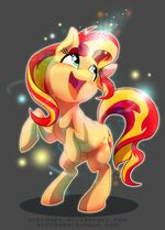 Sunset Shimmer by stepandy