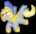 General Derpy by artist-equestria-prevails