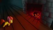 Sotb the fireplace by cyberdrace-d5frrqj