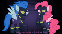 Nightshade x Pinkie Pie