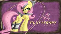Fluttershy wallpaper by artist-fesslershy31 and artist-ratchethun